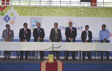ASUME NUEVO ALCALDE Y CONCEJO MUNICIPAL DE LONQUIMAY PARA EL PERIODO 2016 – 2020