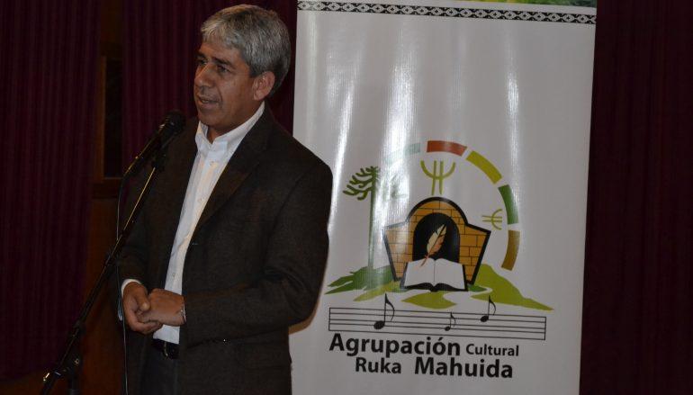 "AGRUPACION RUKA MAHUIDA PRESENTA SEGUNDO NÚMERO DE REVISTA ""VIENTO BLANCO""."