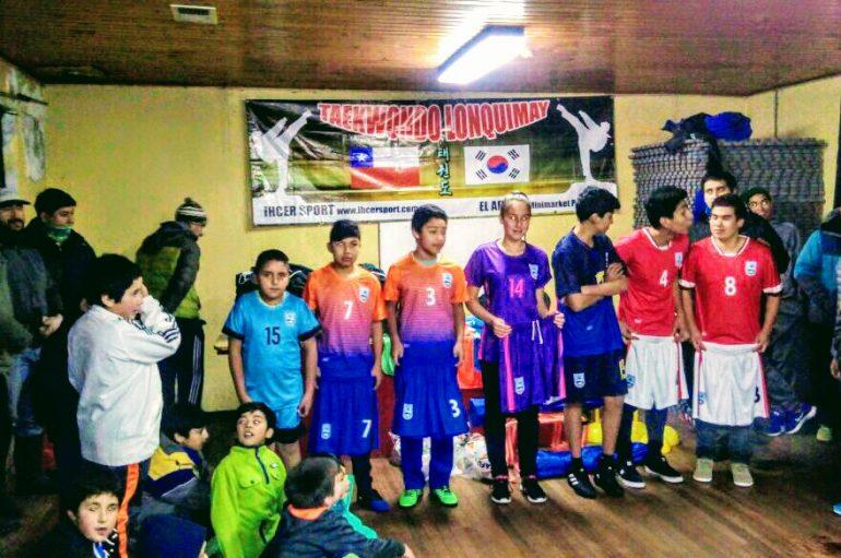 1° Reunión alumnos y apoderados de la Escuela Fútbol y Futsal