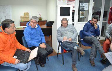 INTENDENTE VISITA LONQUIMAY EN EL MARCO DE EMERGENCIA CLIMATICA