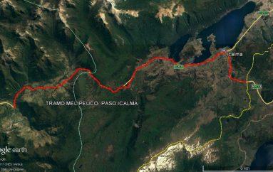 Mejoramiento de Pavimentación Melipeuco-Lonquimay a través de Paso Internacional Icalma