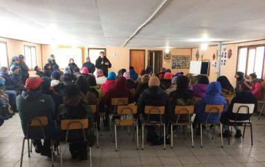 APR QUILMAHUE: UNA REALIDAD PARA MAS DE 160 FAMILIAS EN LONQUIMAY
