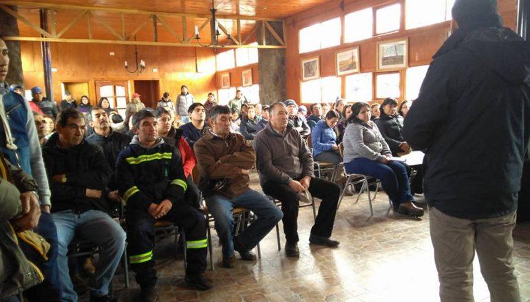 PROGRAMA LABORAL DEL PACI SE REALIZARÁ EN LA BIBLIOTECA DE LONQUIMAY
