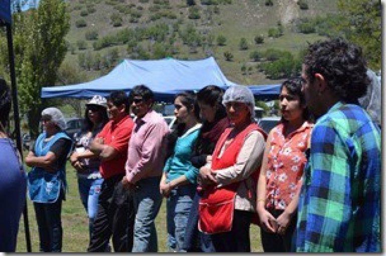 3er Encuentro Deportivo de Pesca con Mosca se efectuó en la Laguna Galletué.