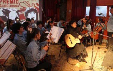 Lonquimay se adjudica fondo para la creación de Orquesta Infantil de Cuerdas