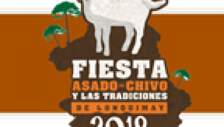 Lonquimay realizó la 18 versión de la Fiesta de Asado de Chivo más grande de Chile