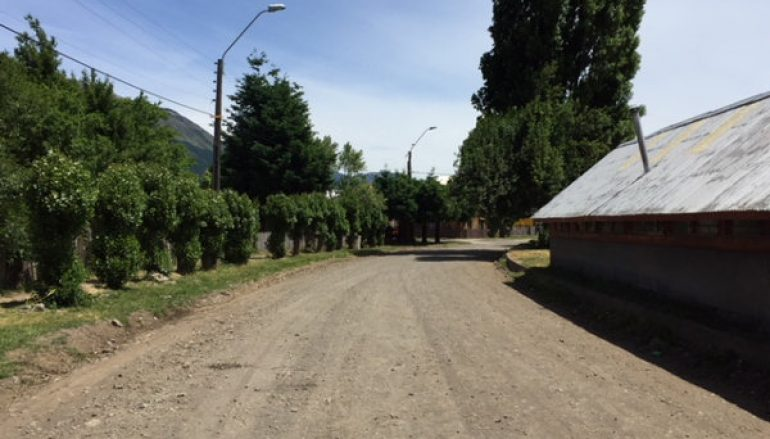 Más de $563.000.000 se invertirán para pavimentación en la comuna de Lonquimay