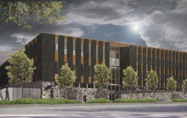 GORE aprobó proyecto de Reposición para el Edificio Consistorial de Lonquimay