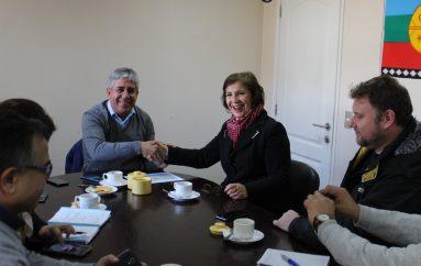 Seremi de Educación y Alcalde sellan acuerdo para convertir al nuevo Liceo en Bicentenario