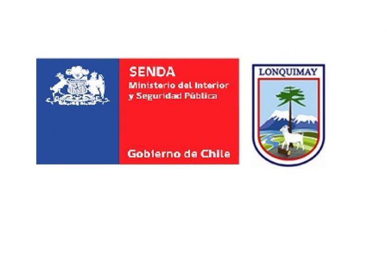 Programa SENDA Previene en la Comunidad de Lonquimay