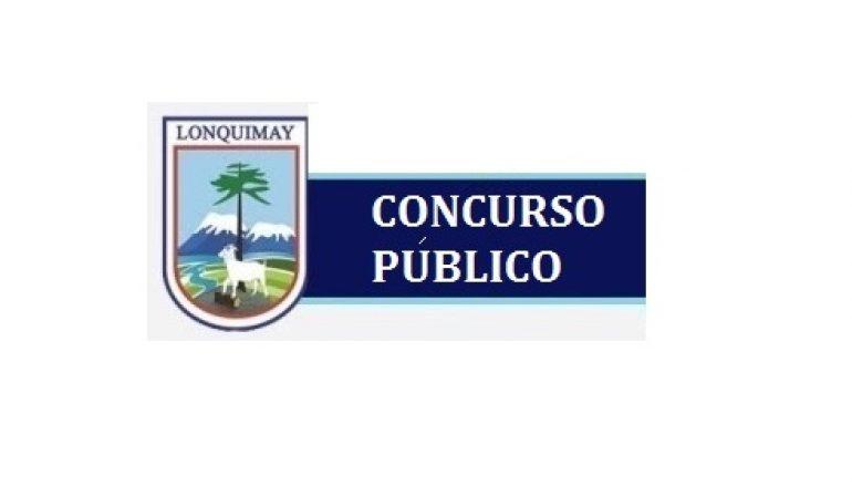 CONCURSO PUBLICO Departamento de Salud Municipal