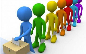 Elecciones Juntas de Vecinos