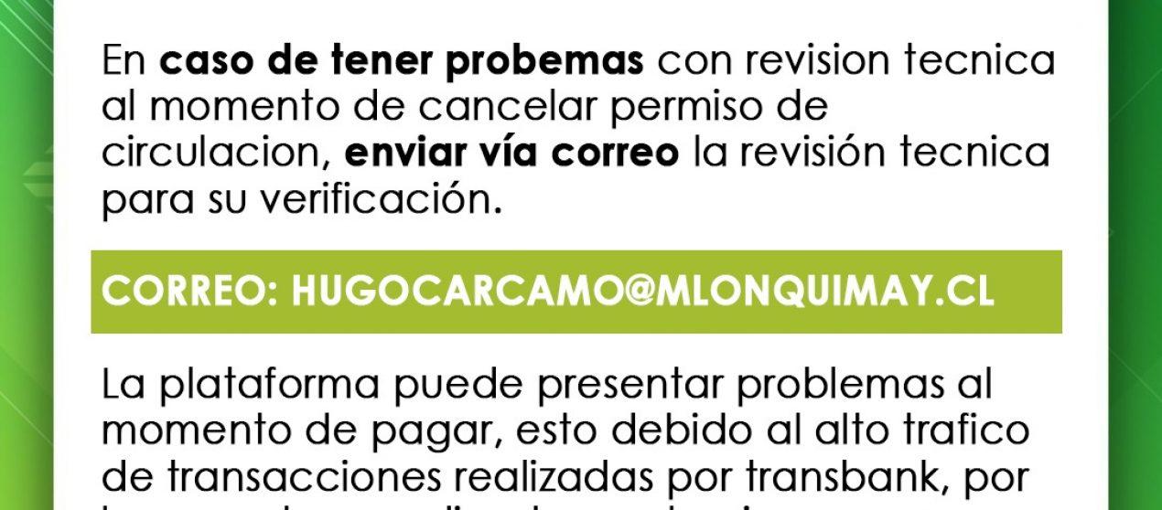 PERMISOS CIRCULACIÓN 2020