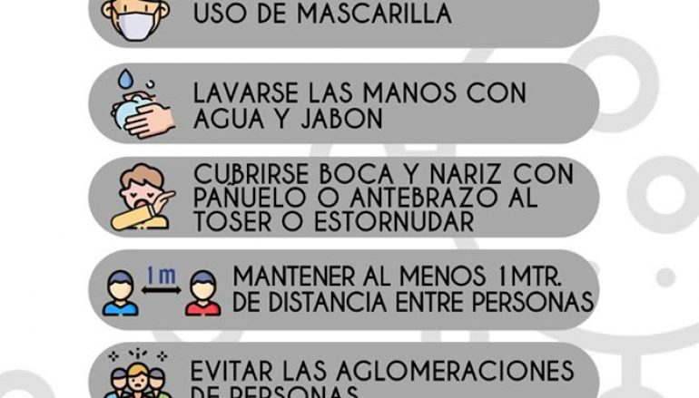 SIGAMOS REFORZANDO LAS MEDIDAS PREVENTIVAS ANTE EL COVID-19.