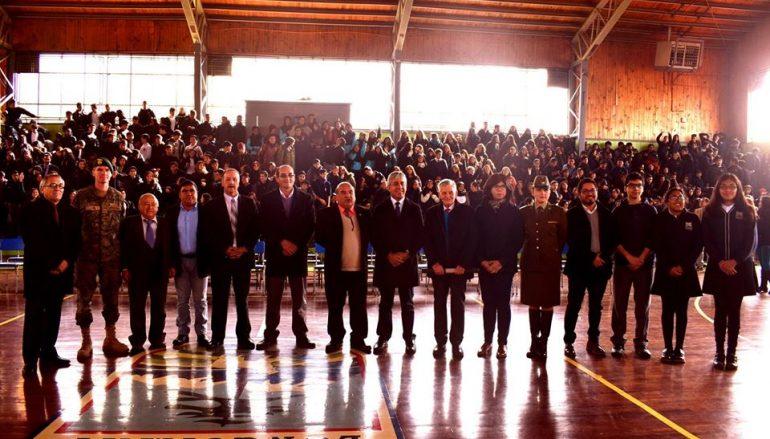RECESO EDUCACIONAL DE INVIERNO EN LONQUIMAY