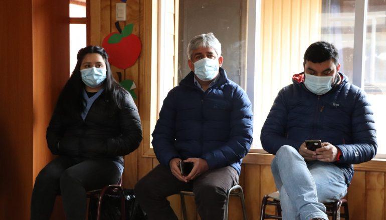 PEHUENCO BAJO YA CUENTA CON ESTACIÓN MÉDICO RURAL
