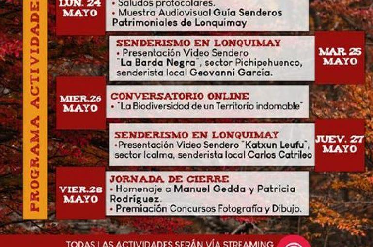 Otoñadas en Lonquimay